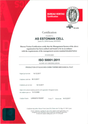 ISO 50001 - Energy Management System (458.4 KB)