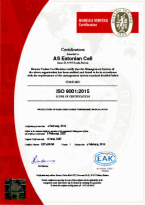 ISO 9001:2015: Quality Management System (209.1 KB)