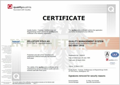 ISO 9001:2015: Quality Management System (391.2 KB)