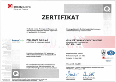 Quality Management ISO 9001:2015 (368,1 KB)