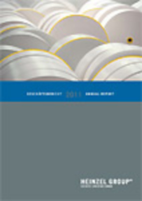 Heinzel Group Annual Report 2011 (13.0 MB)