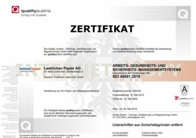 ISO 45001:2018 - Arbeits-, Gesundheits-, und Sicherheitsmanagement-System (406,2 KB)