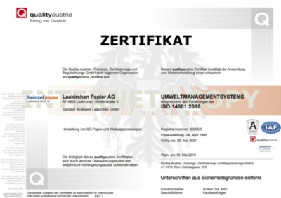 ISO 14001:2015 - Umweltmanagement Systems (444,4 KB)