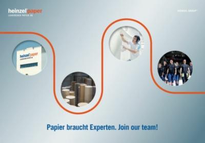 Papier braucht Experten. Join our team! (3,8 MB)