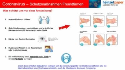 Schutzmaßnahmen Coronavirus (209,6 KB)