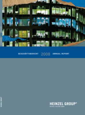 Heinzel Group Annual Report 2008 (13.5 MB)
