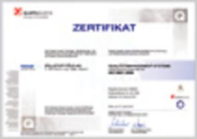 ISO 9001 Zertifikat (368,1 KB)