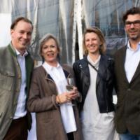 Matthias, Evelyn, Theresa Heinzel & Johannes Gruber