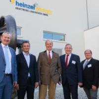 F. Baldauf, T. Welt, Alfred H. Heinzel, Fritz Feichtinger, Christian Hufnagel & Christoph J. Heinzel