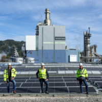 Zellstoff Pöls AG Photovoltaik